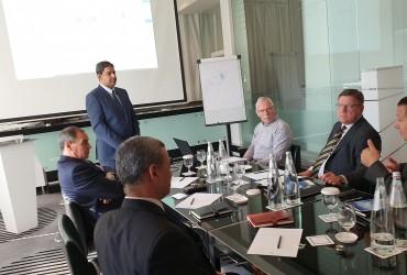 Dubai Meeting